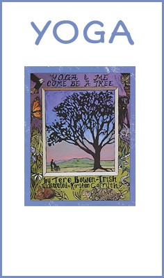 Yoga and Me - Come be a Tree